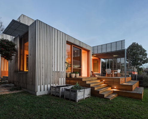 Bayside Residence by FMD Architects (via Lunchbox Architect)