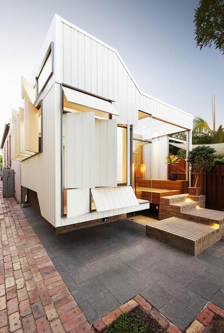 Bellevue terrace extension flexible indoor outdoor living for Terrace extension