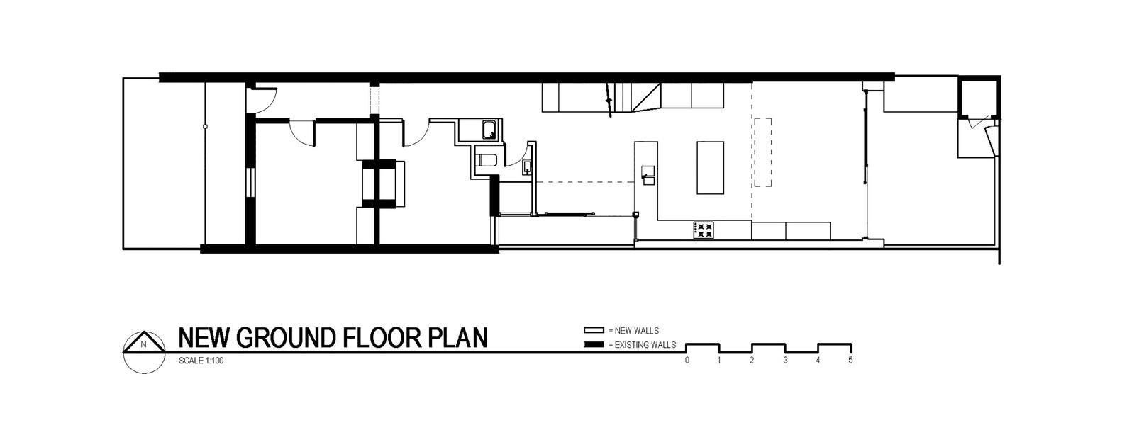 Big Little House Is A Modest But Light Filled Terrace