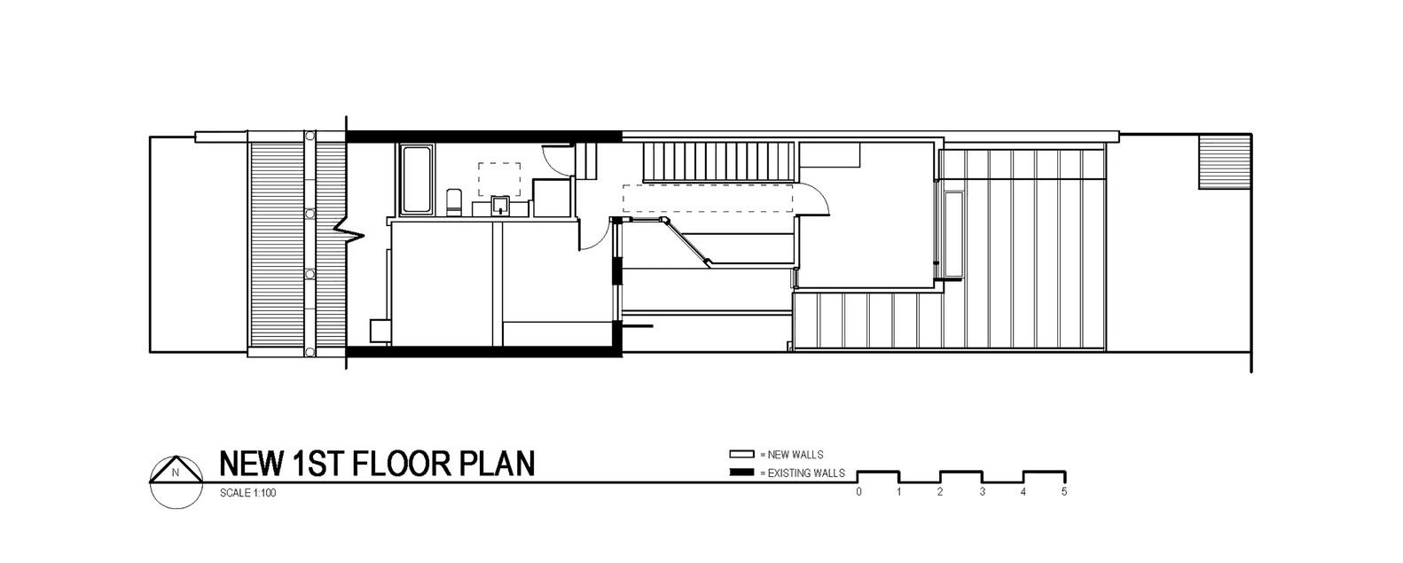 Big Little House is a Modest but Light-Filled Terrace Extension