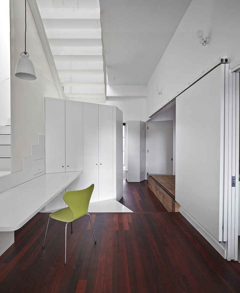 """Hill House By Andrew Maynard Architects: """"Hindsight; All The Things I Would Have Done As A New Parent."""""""