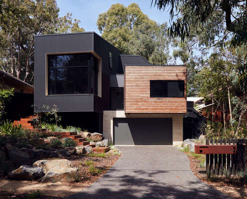 Blackburn House by ArchiBlox (via Lunchbox Architect)
