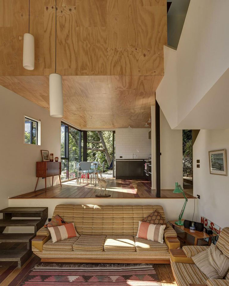 Blackpool House At Home In The Tree Canopy