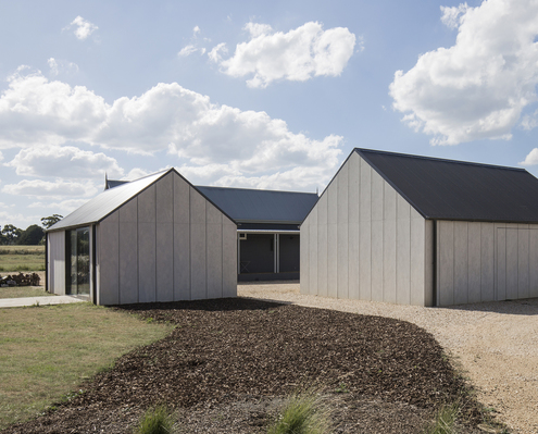 Blackwood Studio by Adam Kane Architects (via Lunchbox Architect)
