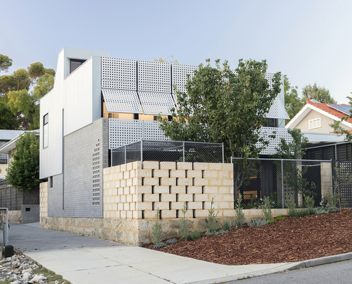 Blinco Street House by Philip Stejskal Architects (via Lunchbox Architect)