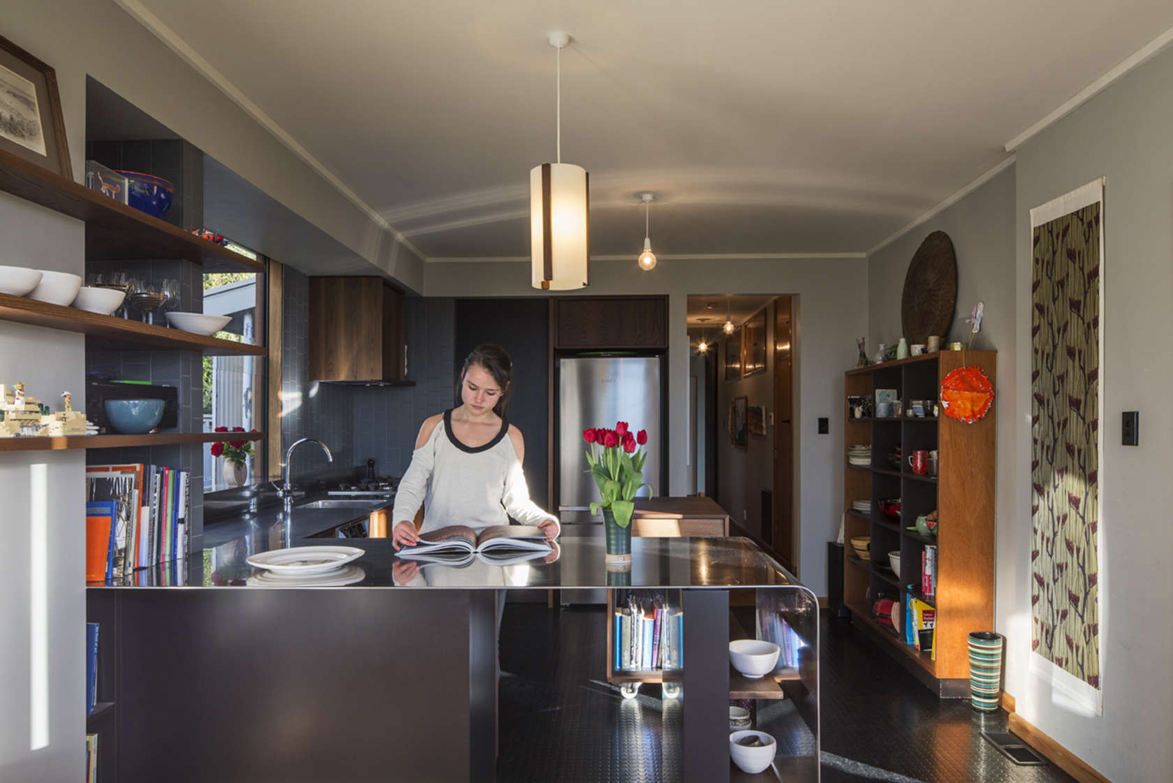 Smith Smith Kitchens: This Addition Was Architect's Gift For His Daughter's 13th