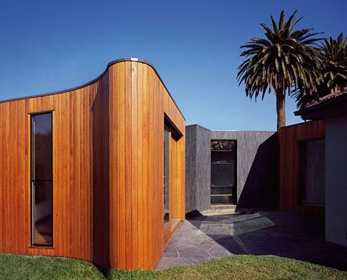 Boundary House by BKK Architects (via Lunchbox Architect)