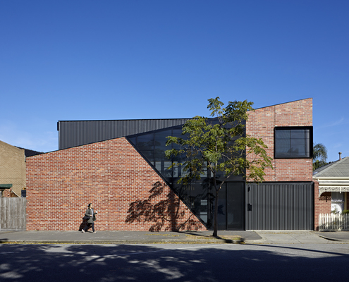 Boundary Street House by Chan Architecture (via Lunchbox Architect)