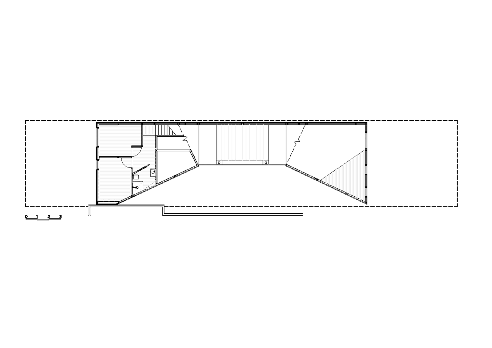 Bow house twists and contorts to let the sun in for Bow house plans