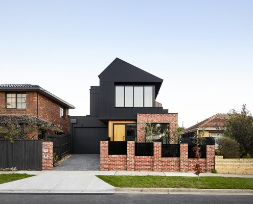 Brodecky House by Atlas Architects (via Lunchbox Architect)