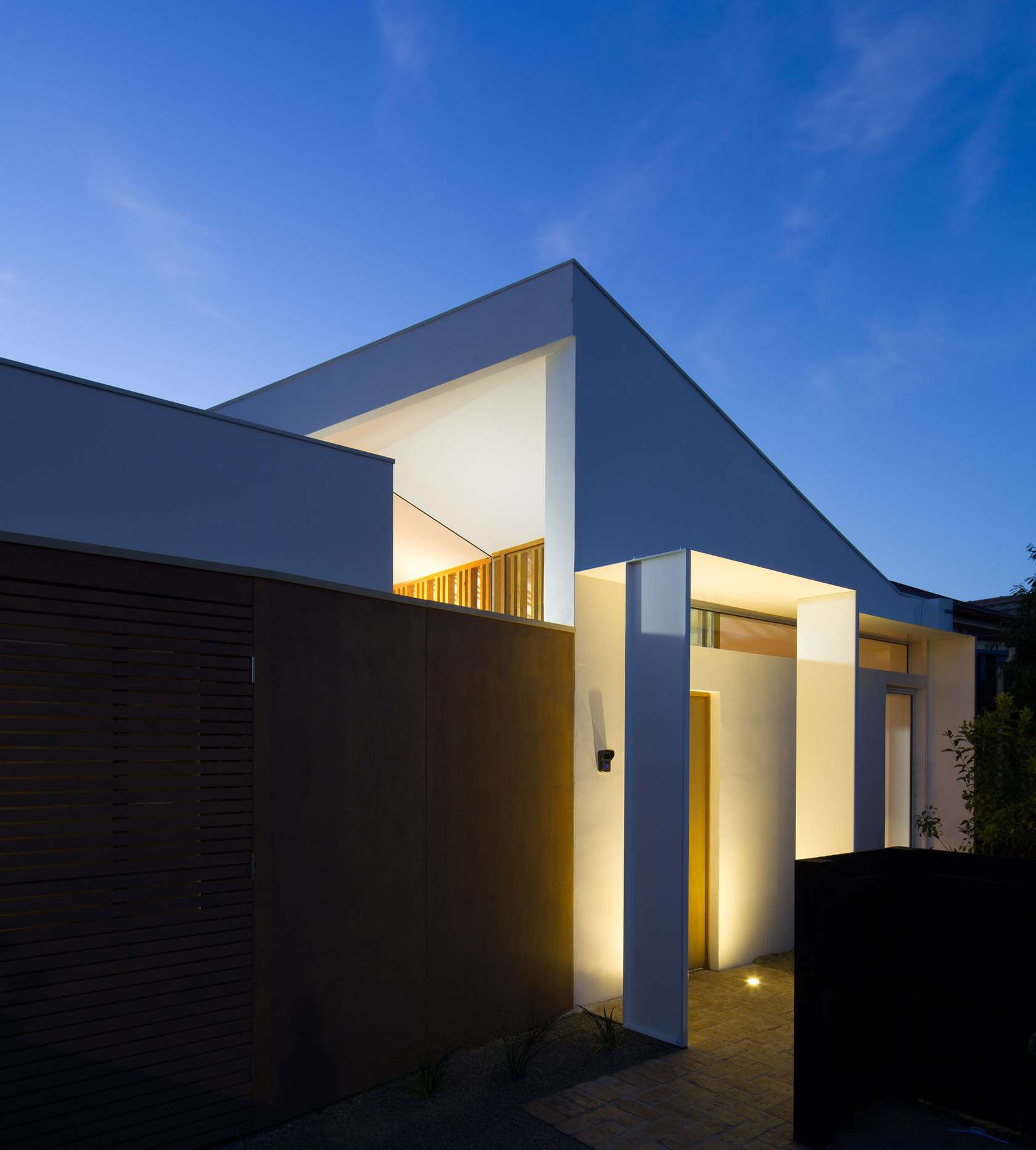 C House Prioritises Volume And Light Play Over Excessive Floor Space