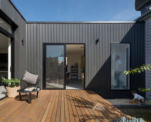 Brunswick Extension by ArchiBlox (via Lunchbox Architect)