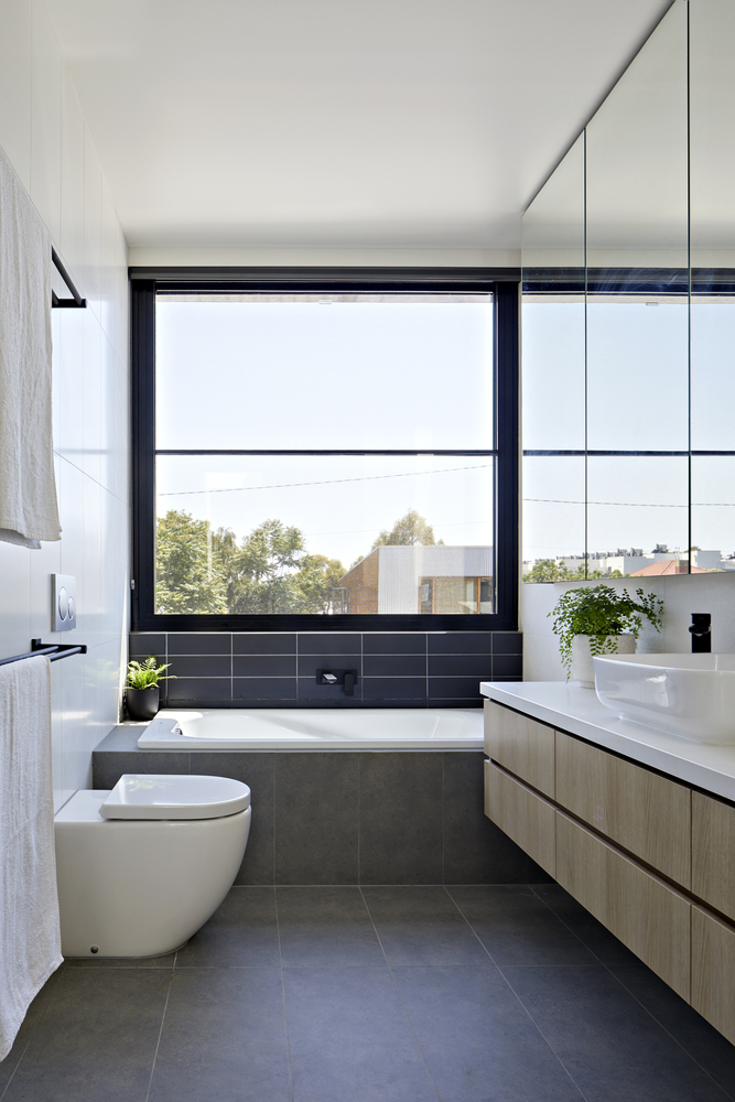 Brunswick Bathroom Renovation: How To Create A Modern, Flexible And Bright Space On A