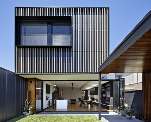 Brunswick House by Chan Architecture (via Lunchbox Architect)