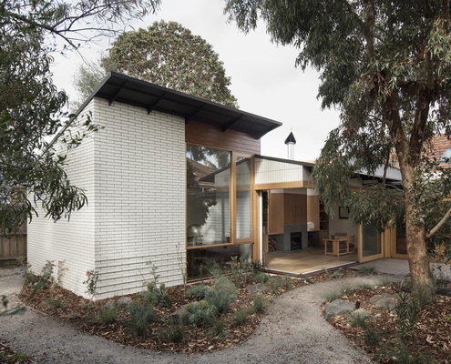 Brunswick House by Winwood Mckenzie Architecture (via Lunchbox Architect)