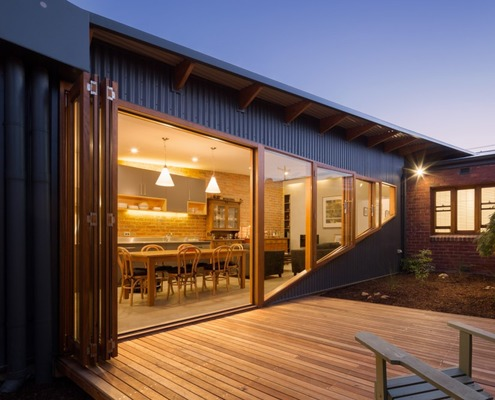 Brunswick Renovations by Maxa Design (via Lunchbox Architect)