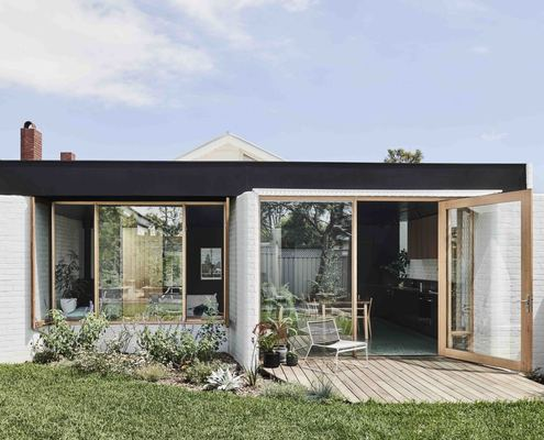 Brunswick West House by Taylor Knights (via Lunchbox Architect)