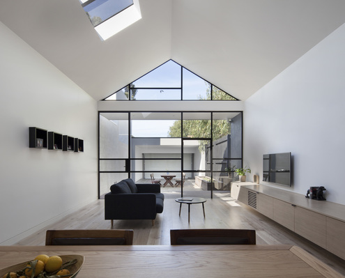 Burnley Renovation by DX Architects (via Lunchbox Architect)