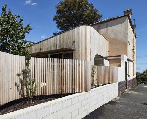 Bustle House by FMD Architects (via Lunchbox Architect)