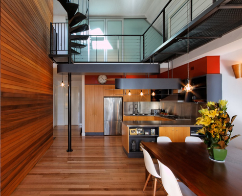 Butler House Stylish Warehouse Conversion In Famous