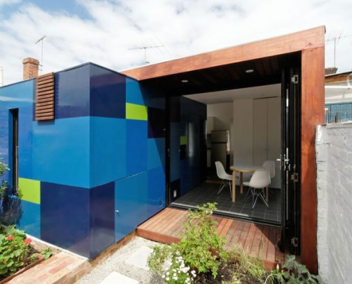Camelia Cottage by 4site Architecture (via Lunchbox Architect)