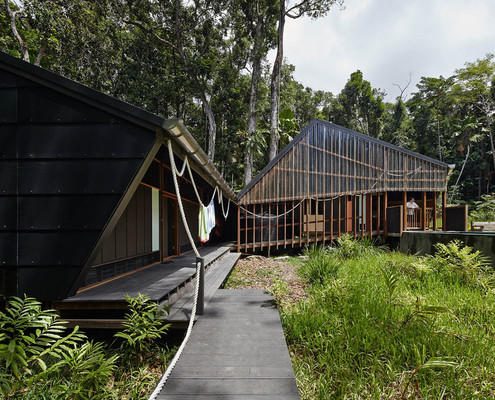 Cape Tribulation Home by m3architecture (via Lunchbox Architect)