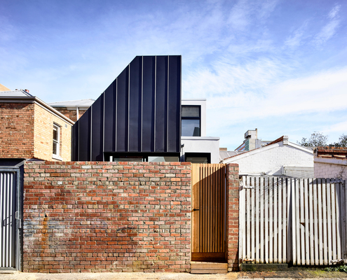 Carlton House by Tom Robertson Architects (via Lunchbox Architect)