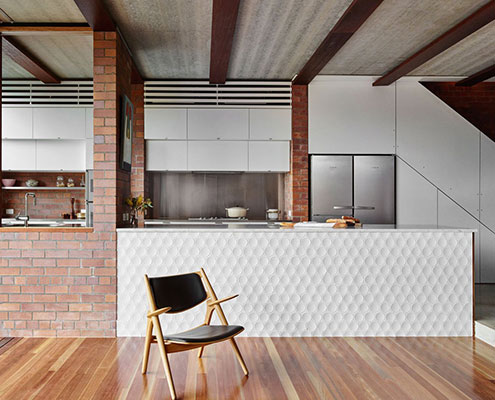 Christian Street House by James Russell Architects (via Lunchbox Architect)