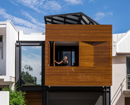Claremont Residence by Keen Architecture (via Lunchbox Architect)