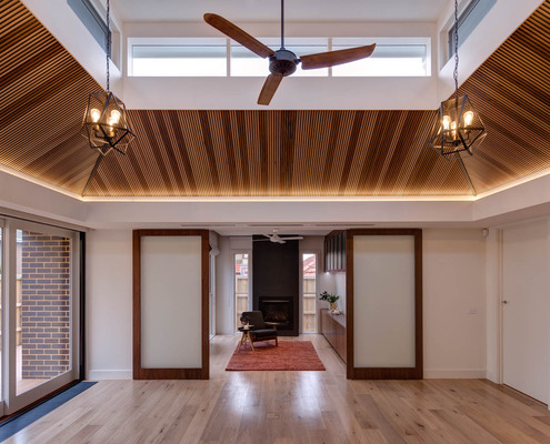 Clerestory House