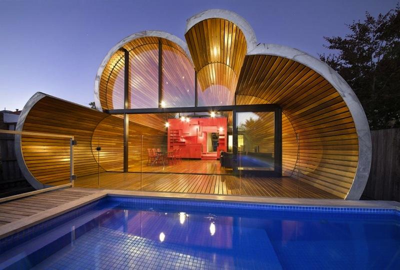 A Modern Australian Vault