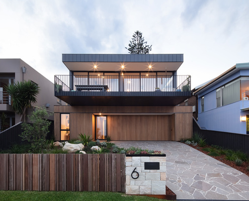 Clovelly by Modscape (via Lunchbox Architect)