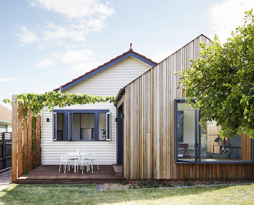 Coburg House by Lisa Breeze Architect (via Lunchbox Architect)
