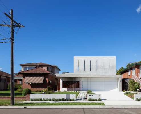 Concord House_I by Studio Benicio (via Lunchbox Architect)