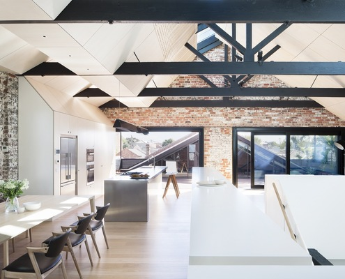 Water Factory by Andrew Simpson Architects (via Lunchbox Architect)