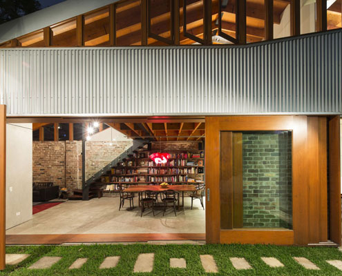 Cowshed House