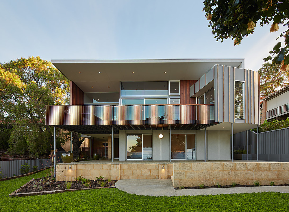 Coastal Holiday House Gets an Upgrade Fit for a Permanent Sea-change