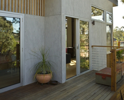 Diamond Creek by Drawing Room Architecture (via Lunchbox Architect)