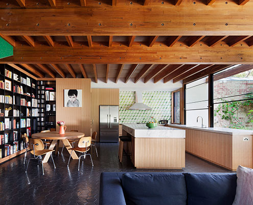 Dolls House Northcote by BKK Architects (via Lunchbox Architect)