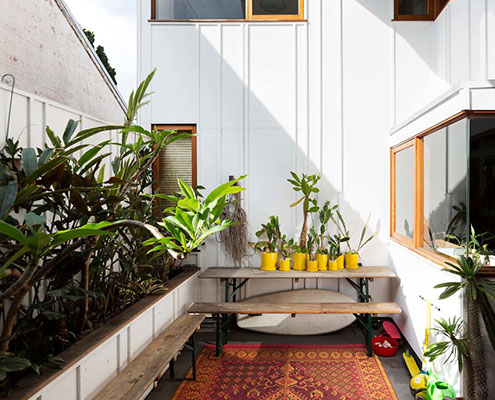 Eclectic Marrickville House 2