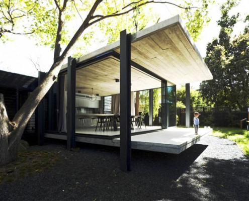Elm and Willow House by Architects EAT (via Lunchbox Architect)