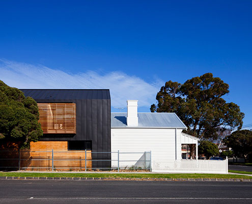 Elsternwick House by Simon Couchman Architects (via Lunchbox Architect)