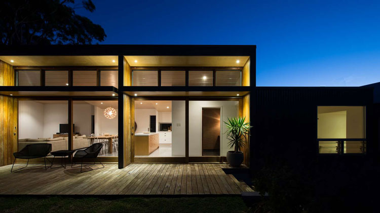 Redhead Alterations 1970s Home Transformed For Energy Efficiency