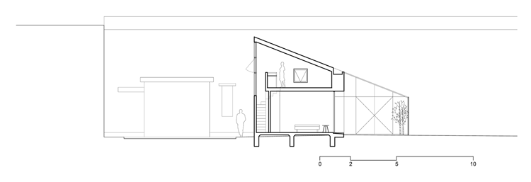 Exceptional Affordable Engawa House Bloxas Architects Section Mezzanine Floor Plan House  On Mezzanine Floor Plan House With House With Mezzanine Floor Plan.