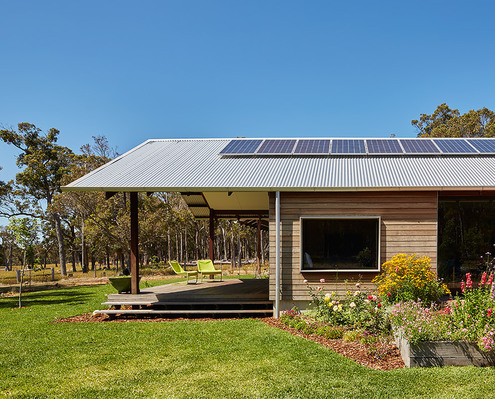 Farm House by Archterra Architects (via Lunchbox Architect)