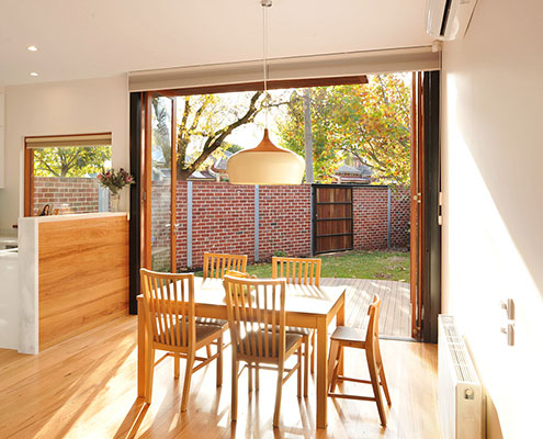 Fitzroy North Residence Chan Architecture by Chan Architecture (via Lunchbox Architect)
