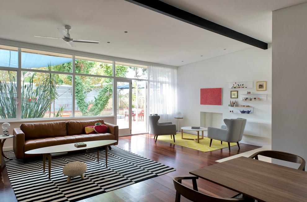 Floreat Additions Is A Careful Insertion Of Colour And Light