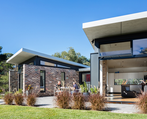 Fundamental House by Sandbox Studio Architecture & Design (via Lunchbox Architect)