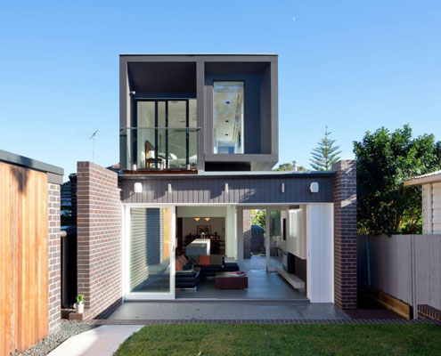 G_House by Fleming + Hernandez Architects (via Lunchbox Architect)