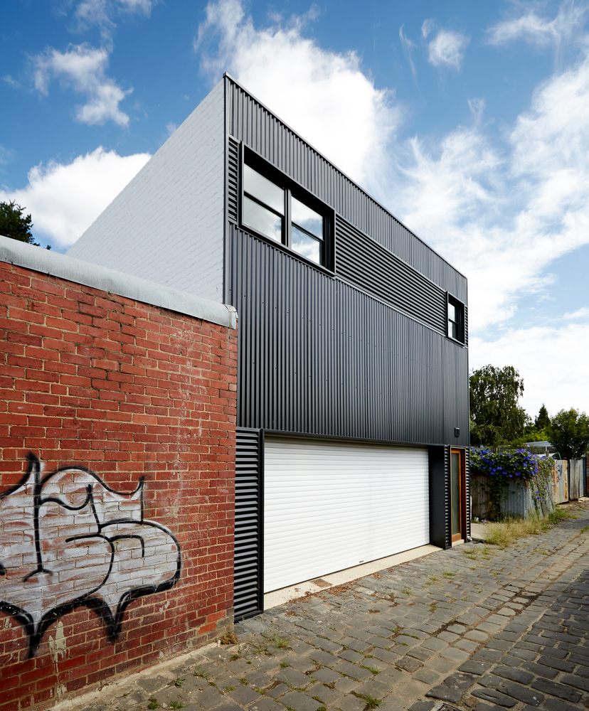 Garage Design Architecture: A Home That Explores Communal Living For Adults